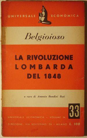 La rivoluzione lombarda del 1848