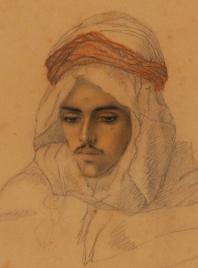 Arabo con Turbante