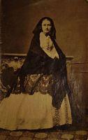 E per ultima, una rarissima fotografia del 1868 circa.