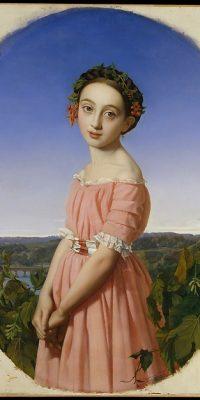 Faustine Leo (1832-1865) di Lehmann